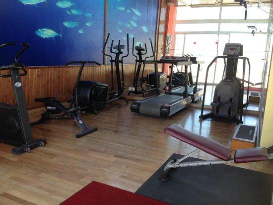 Lancelot Hotel: Gym