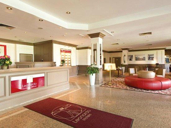 Leonardo Hotel Hamburg-Stillhorn: Lobby