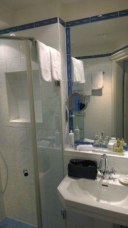 Hotel Leeberghof: Bad