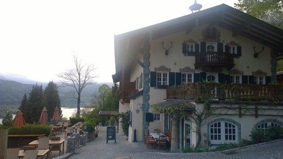 Hotel Leeberghof: Außenansicht