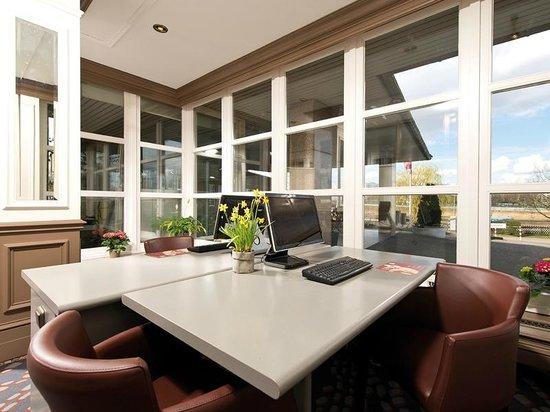 Leonardo Hotel Hamburg-Stillhorn: Business Lounge