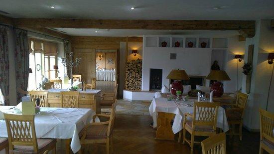 Hotel Leeberghof: Restaurant