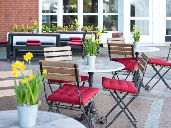 Leonardo Hotel Hamburg-Stillhorn : Terrace