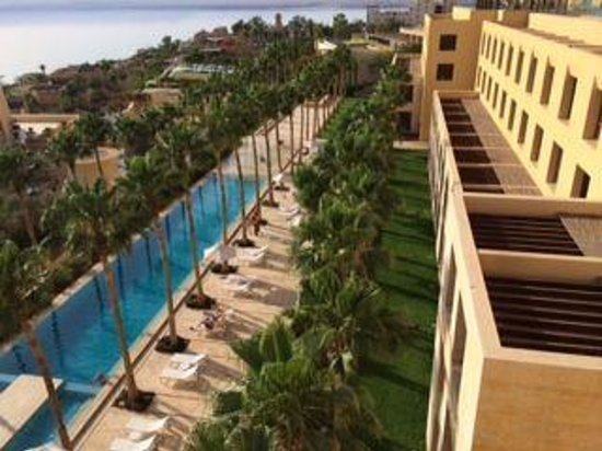 Kempinski Hotel Ishtar Dead Sea: Gardens