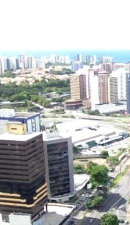 Mercure Salvador Boulevard: Vista do Boulevard