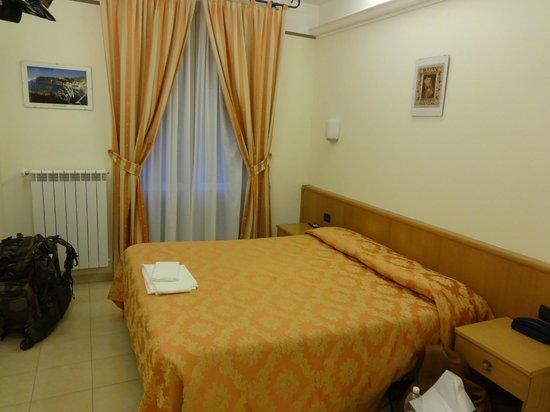 Hotel Il Saraceno: chambre