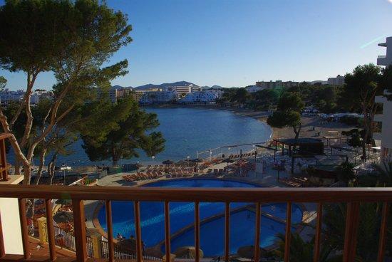 Intertur Hotel Miami Ibiza : Vue de la chambre 359