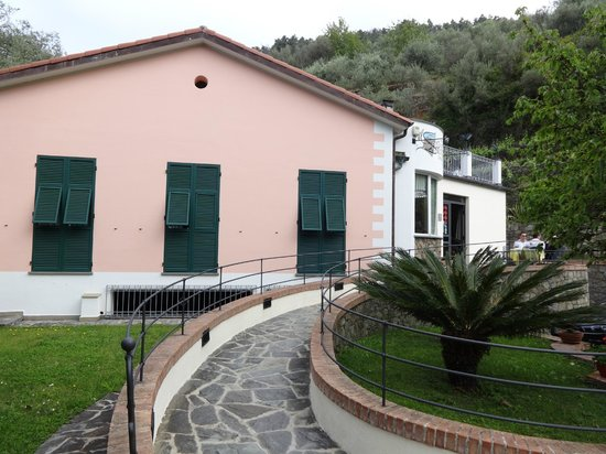Hotel Il Saraceno: hotel
