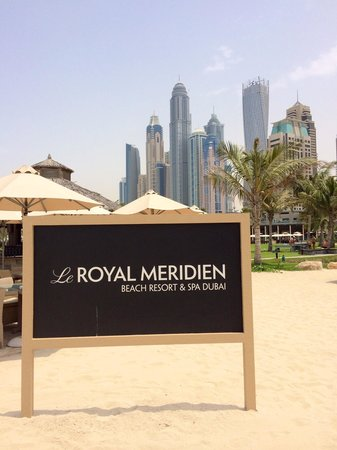 Le Royal Meridien Beach Resort & Spa: Spiaggia