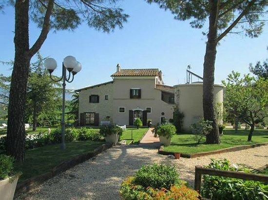 Agriturismo La Contea by Bice : Paesaggio