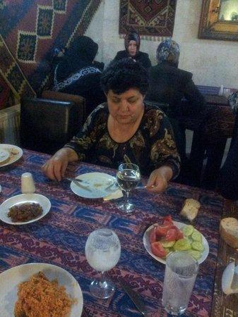 Akyol Hotel : akyol otel restorant