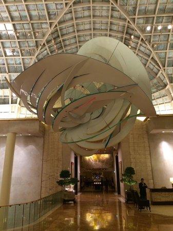 The Ritz-Carlton, Millenia Singapore : Lobby