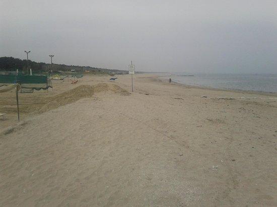 L spiaggia al bagno perla foto di bagno perla ravenna tripadvisor - Bagno perla ravenna ...