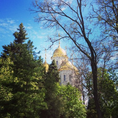 Mamayev Hill Monuments: Храм Всех Святых