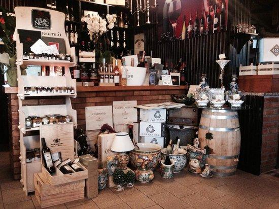 Tredicigradi : L'angolo dei prodotti tipici