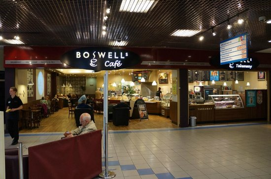 ‪Boswells Cafe‬