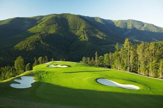 Golfclub Adamstal: Hole 17