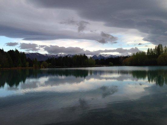 Lake Ruataniwha Holiday Park & Motels : Lake Ruataniwha