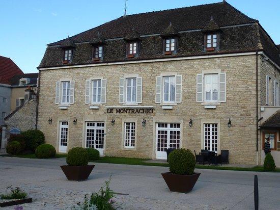 Le Montrachet : The main hotel