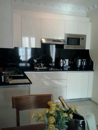 AVA Hotel Athens : Cucina