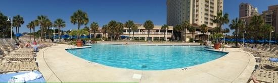 Myrtle Beach Marriott Resort & Spa at Grande Dunes: nice pool!
