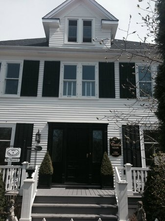 Front of Cecile's House