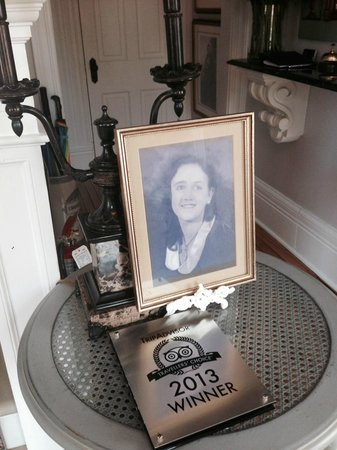 Cecile's House: The owner's grandmother, Cecile, after whom the B&B was named.
