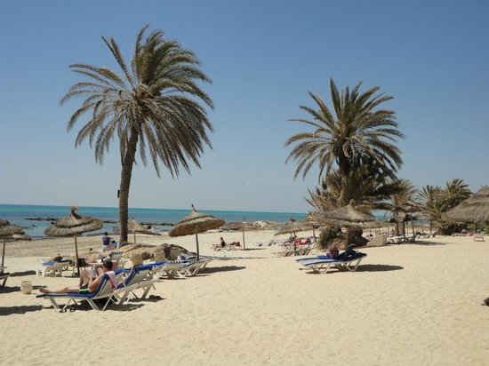 Winzrik Resort & Thalasso Djerba : PLAGE