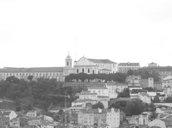 Miradouro São Pedro de Alcântara : Граса