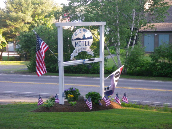The Blue Moon Motel: Welcome!