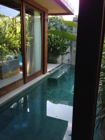 Maca Villas & Spa : pool