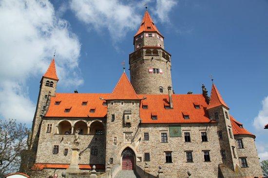Bouzov Castle: сказка