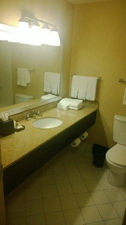 Sheraton Sunnyvale: Bath