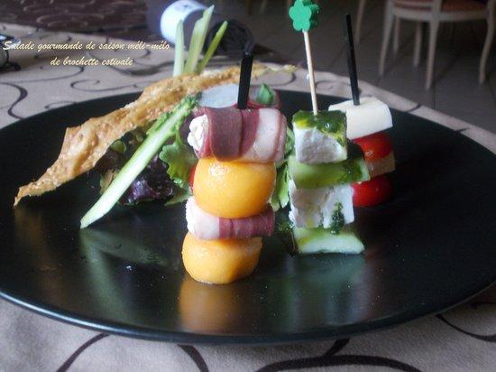 Art des Choix: salade estivale