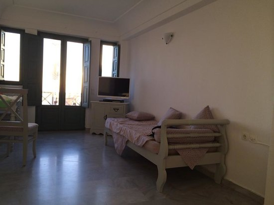 Anastasis Apartments: Junior Suite