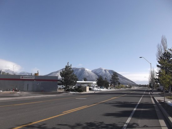 Quality Inn - Flagstaff / East Lucky Lane: Niebe - 27/04/2014
