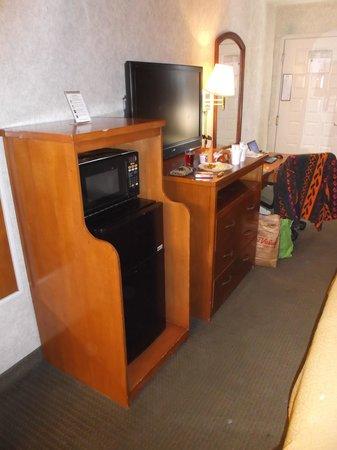 Quality Inn - Flagstaff / East Lucky Lane: Our room 155.