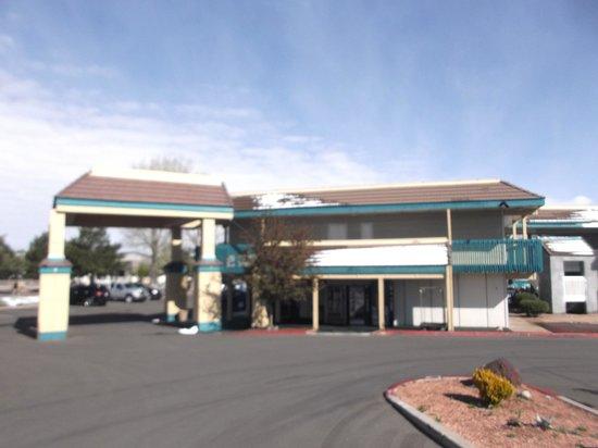 Quality Inn - Flagstaff / East Lucky Lane: 27 avril 2014.