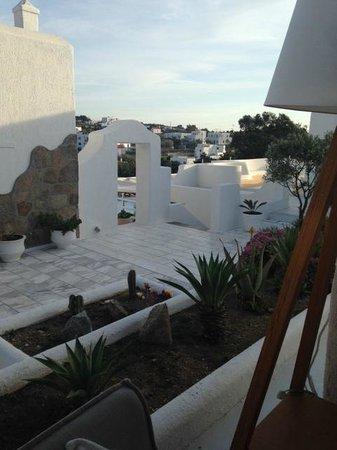 Andronikos Hotel: Reception