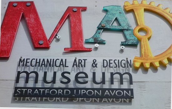 The MAD Museum: Mad Museum