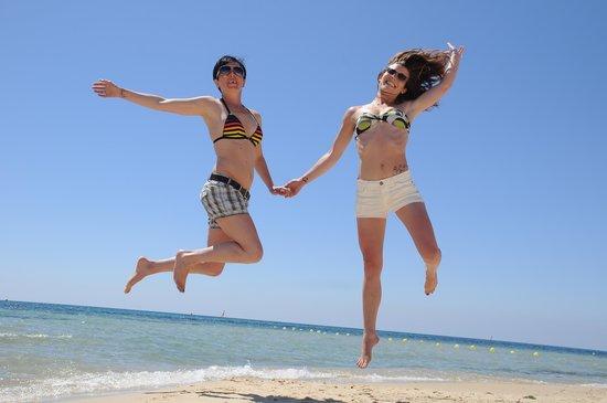 Club Marmara Hammamet Beach : chokrane ,merci;)))) vive la Tunisie <3<3
