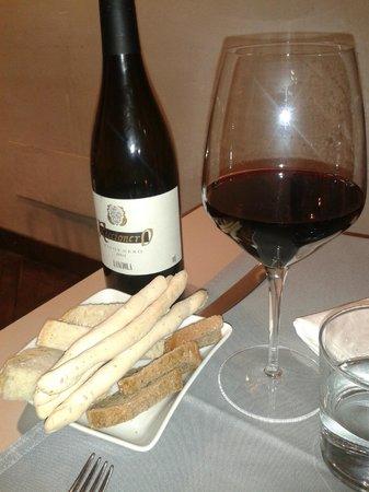 Gustavino : Pinot Nero Riccionero: favoloso!