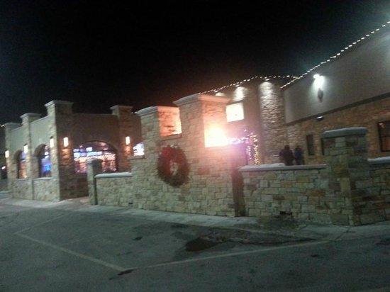 Anastasia's Restaurant: The Front of Anastasia's