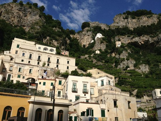 La Risacca Bar - Atrani - Costa D' Amalfi