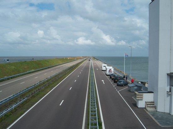 Afsluitdijk: Diga