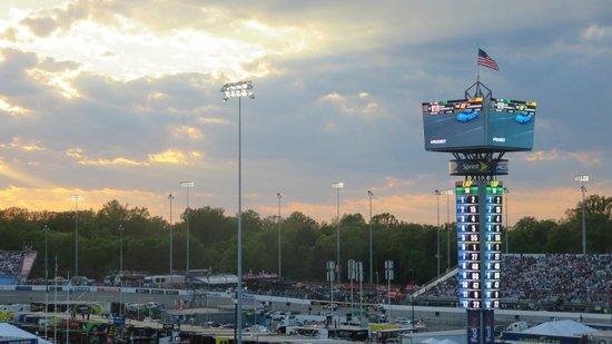 Richmond International Raceway: RIR