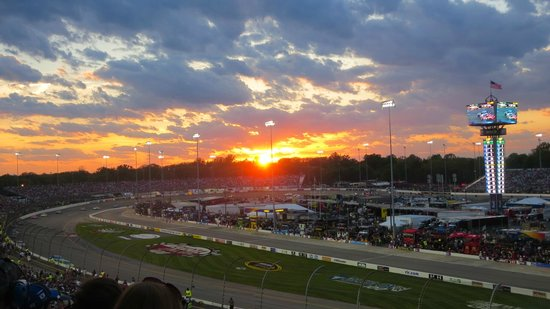 Richmond International Raceway : RIR