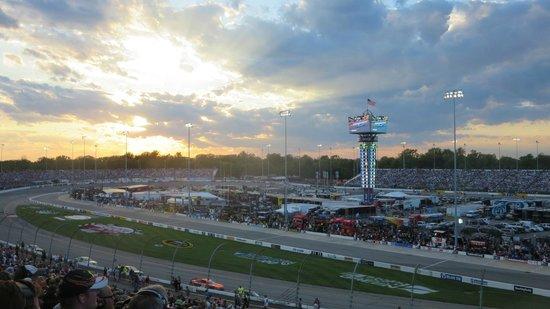 Richmond International Raceway : turn 1 RIR