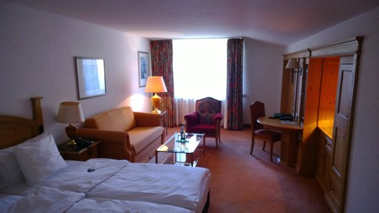 Arabella Alpenhotel am Spitzingsee: Zimmer