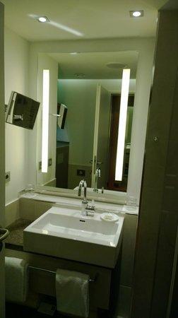 Arabella Alpenhotel am Spitzingsee: Badezimmer